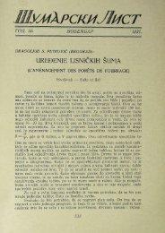 ÅUMARSKI LIST 11/1931