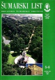 ÅUMARSKI LIST 5-6/1997 - HÅD