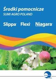 Środki pomocnicze - Sumi Agro