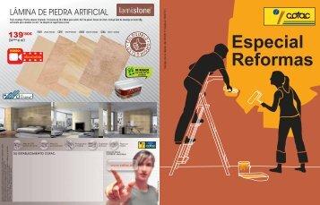 Especial Reformas - JAIZKIBEL. Suministros industriales.