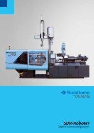 Produktbroschüre SDR-Roboter (pdf - 449 KB) - Sumitomo (SHI)