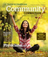 Physicians! - Summit Healthcare