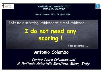 scoring - summitMD.com