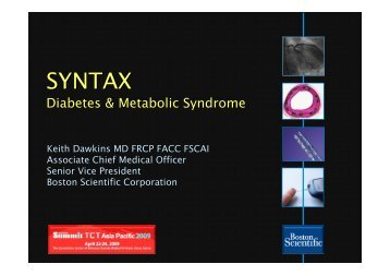 SYNTAX - summitMD.com