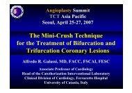 The Mini-Crush Technique for the Treatment of ... - summitMD.com