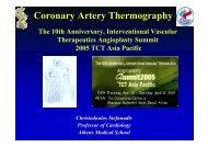 Coronary Artery Thermography - summitMD.com