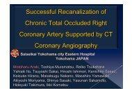 Dept. of Cardiology, Saiseikai Yokohama - summitMD.com
