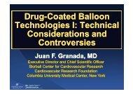 Drug Coated Balloon Drug-Coated Balloon ... - summitMD.com