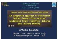 Antonio Colombo - summitMD.com