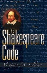 The Shakespeare Code - Summit University Press