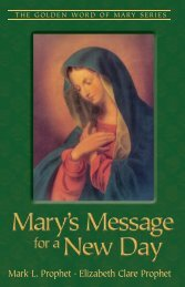 Mary'S message for a New Day - Summit University Press