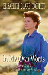In My Own Words - Summit University Press
