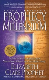 Saint Germain's Prophecy for the New Millennium - Summit ...