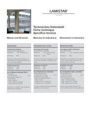 LAMISTAR® - Sun-Protect GmbH