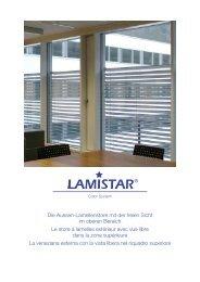LAMISTAR - Sun-Protect GmbH
