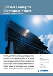 Dortmunder Kokerei Minister Stein, Lamisol 70 - Sun-Protect GmbH