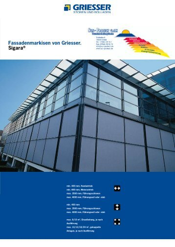 Prospekt - Sun Protect GmbH