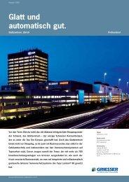 Glatt und automatisch gut. - Sun-Protect GmbH