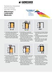 Abdeckungen - Elect Fermetures