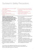 Aroma Coffee™ - Sunbeam - Page 3