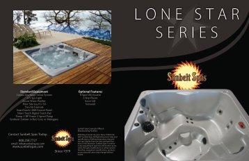 Lone Star Series - Sunbelt Spas