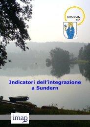 Indicatori dell'integrazione a Sundern