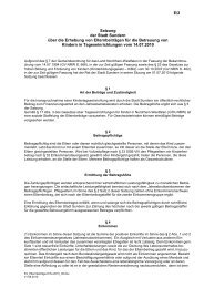 E/2 Satzung der Stadt Sundern über die Erhebung von ...