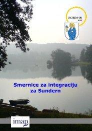 Smernice za integraciju za Sundern