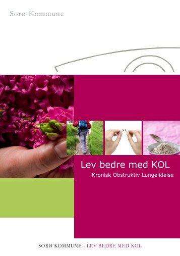 Lev bedre med KOL - Sundhed.dk