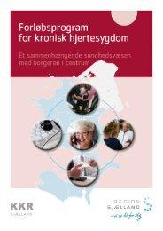 Forløbsprogram for kronisk hjertesygdom - Region Sjælland