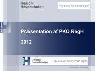 PKO Region Hovedstaden (pdf) - Sundhed.dk