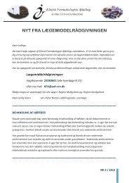 Nyhedsbrev nr. 3 - 2012