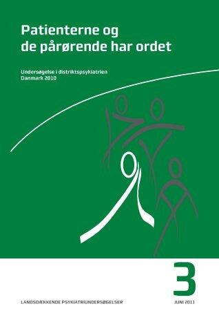 Patienterne og de pårørende har ordet - Danske Regioner