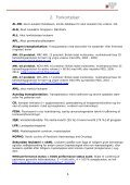 Akut Leukemi Gruppen - årsrapport 2011 - Sundhed.dk - Page 6