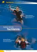 table tennis - Sunflex Sport GmbH + Co. KG - Seite 2