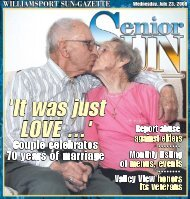 July Senior Sun - Williamsport-Sun Gazette