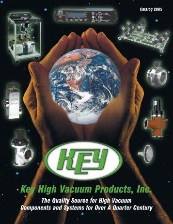 Key High Vacuum Products, Inc. - SUNIST