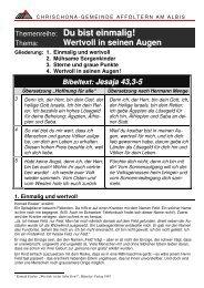 Unterlagen (050626.pdf) - Chrischona Gemeinde Affoltern