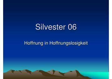 Silvester 06