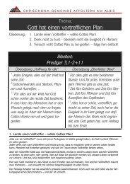 Unterlagen (050501.pdf) - Chrischona Gemeinde Affoltern