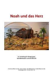 Noah und das Herz - Chrischona Gemeinde Affoltern