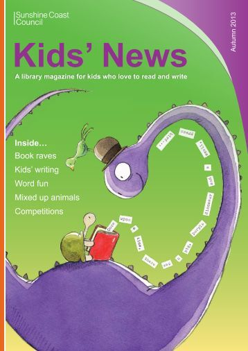 Kids' News - Sunshine Coast Council