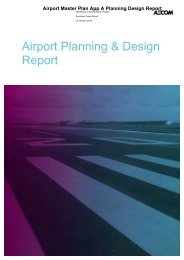 Airport Planning & Design Report - Rev 2 - Sunshine Coast Council