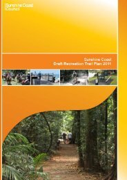 Recreation Trail Reference Group - Sunshine Coast Council ...