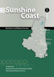 January 2010 Business Confidence Survey results - Sunshine Coast ...