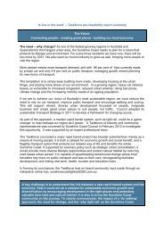 'A line in the sand' – Taskforce pre-feasibility report summary The ...