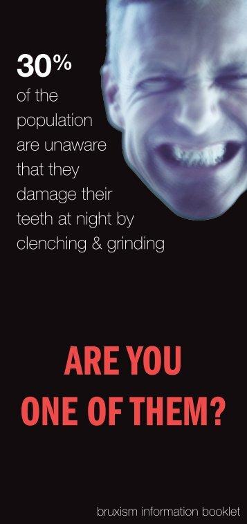 Splint for grinding - Carnegie Dental Group
