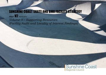 Facility Audit - Sunshine Coast Council