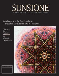 The Sacred, the Sublime, and the Suburbs - Sunstone Magazine