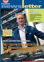 FMS-SYSTEM STYR MATERIALET TILL ... - Fastems